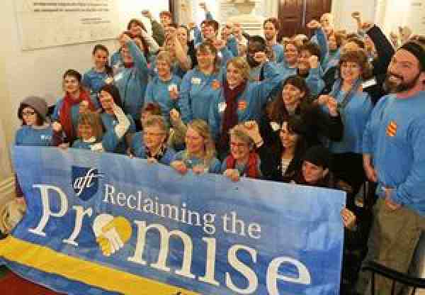 Vermonters reclaiming the promise